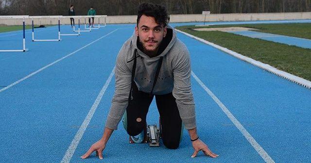 Rekortmen milli atlet olimpiyatlarda zirveye koşmak istiyor