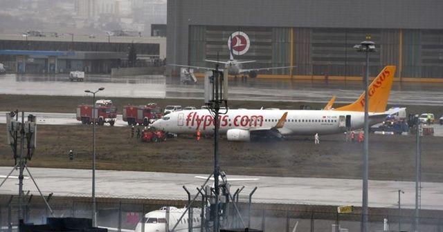 Sabiha Gökçen Havalimanı'nda iç hat uçuşları için check-in işlemlerine başlandı