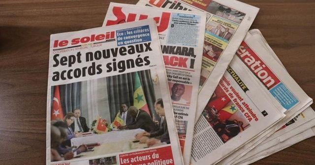 Senegal Basını: Dakar ve Ankara arasındaki iş birliği güçlendi