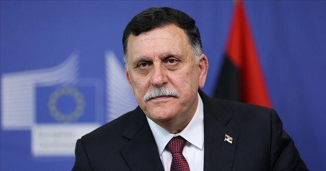 Serrac, Libya'daki siviller için koruma gücü talep etti