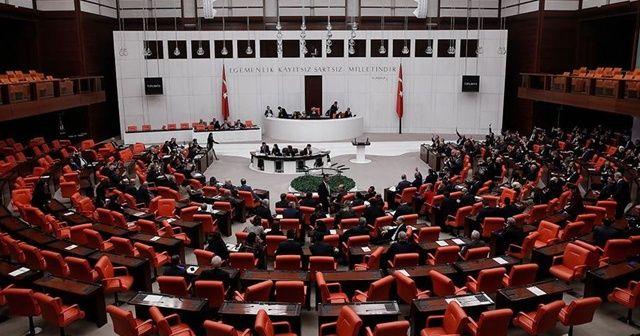 TBMM'de uluslararası anlaşmalara ilişkin 5 kanun teklifi kabul edildi