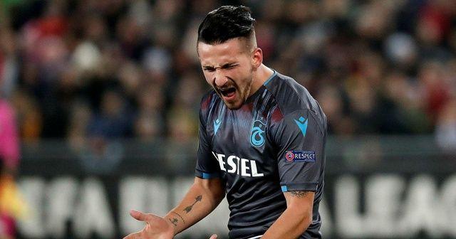 Trabzonspor'da ayrılık! Sözleşmesi feshedildi