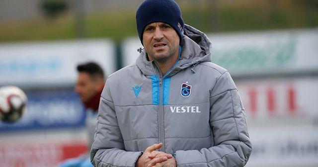 Trabzonspor, Denizlispor maçı hazırlıklarını sürdürdü