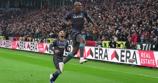 Trabzonspor ikinci yarıya farklı başladı