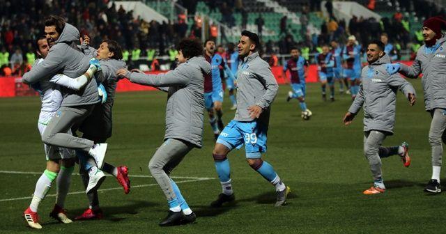 Trabzonspor penaltılarda güldü