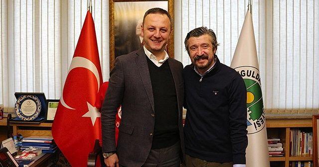 Tümer Metin, Zonguldak'ta