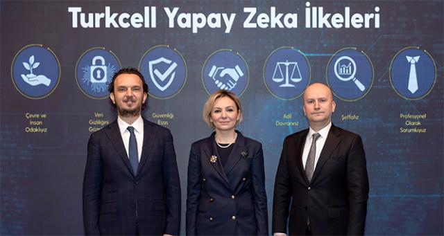 Turkcell, yapay zeka çalışmalarında uyacağı 7 ilkeyi açıkladı