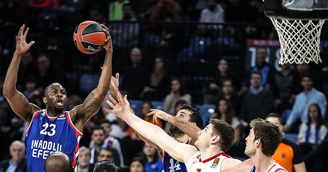 Turkish Airlines Euroleague: Anadolu Efes: 88 - AX Armani Exchange Milan: 68
