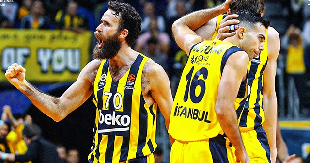 Turkish Airlines Euroleague: Fenerbahçe Beko: 86 - ASVEL: 64