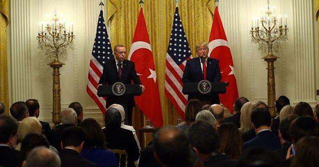 Türkiye-ABD ticari ilişkileri diplomasideki dalgalı seyre rağmen istikrarını koruyor