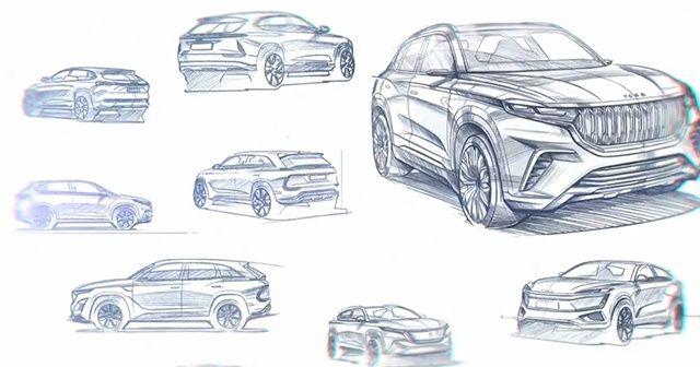 Yerli otomobilin tasarım süreci mini belgesel oldu
