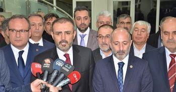 AK Parti Genel Başkan Yardımcısı Ünal'dan termik santral ve Karakuz Barajı açıklaması