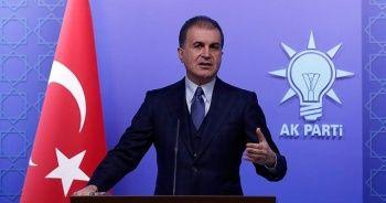 AK Parti Sözcüsü Ömer Çelik'ten CHP'ye 'Libya' tepkisi