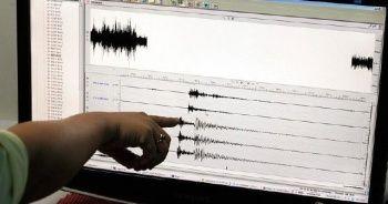 Ankara'da 3.9 büyüklüğünde deprem!