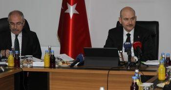 Bakan Soylu:  Dicle'nin, Fırat'ın kuzularını uyuşturucu çakallarına kaptırmayalım