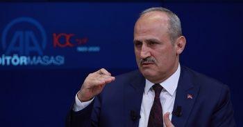 Bakan Turhan'dan Kanal İstanbul açıklaması