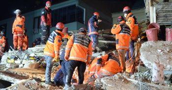 Bakanlar deprem bölgesindeki son gelişmeleri paylaştı