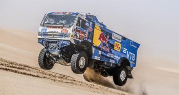 Carlos Sainz, 3. Dakar zaferini elde etti