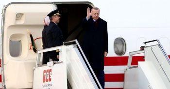Cumhurbaşkanı Erdoğan'dan Cezayir, Gambiya ve Senegal'e ziyaret