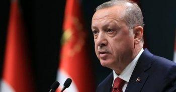 Cumhurbaşkanı Erdoğan, Vahdettin Köşkü'ne gitti