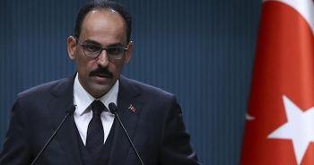 Cumhurbaşkanlığı Sözcüsü Kalın'dan 'Berlin Zirvesi' açıklaması