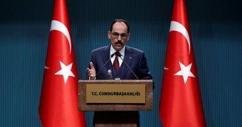 Cumhurbaşkanlığı Sözcüsü Kalın: Libya'da önceliğimiz çatışmaların bir an önce durması