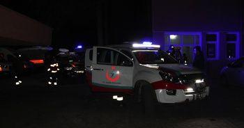 Deprem bölgesine Amasya'dan destek personeli gönderildi