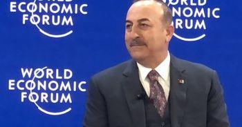 Dışişleri Bakanı Çavuşoğlu: Barışı sağlamak için herkesle çalışmaya hazırız