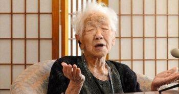 Dünyanın en yaşlı insanı rekor yeniledi