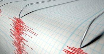 Elazığ'ın Sivrice ilçesinde 4,3 büyüklüğünde deprem