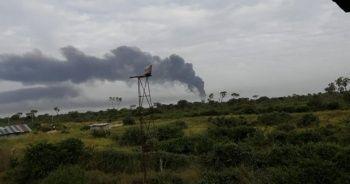 Eş-Şebab'dan ABD üssüne saldırı