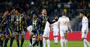Fenerbahçe, Kayserispor'u 2-0 mağlup etti