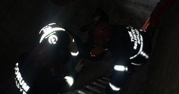 Fotoğraf çekmek için girdiği inşaatta asansör boşluğuna düştü