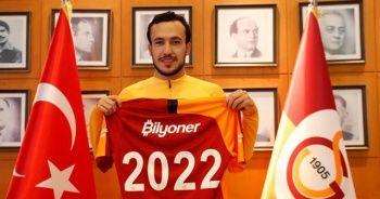 Galatasaray genç oyuncunun sözleşmesini uzattı