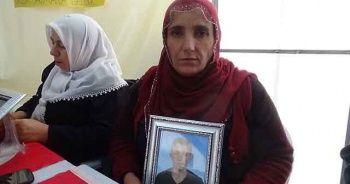 HDP önündeki ailelerin evlat nöbeti 123'ncü gününde