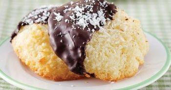 Hindistan cevizli kurabiye nasıl yapılır, Hindistan cevizli kurabiye tarifi ve Hindistan cevizli kurabiye kaç kalori?