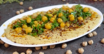 Humus Tarifi yapımı ve Humus yemeği nasıl yapılır, Humus nasıl yapılır