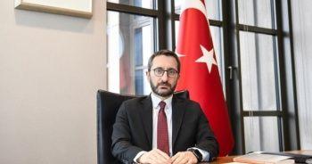 İletişim Başkanı Altun: Cumhurbaşkanımız dünyaya lider diplomasisi dersi veriyor