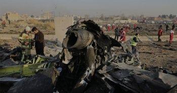 İran'dan 'Ukrayna uçağı, insan hatası nedeniyle düşürüldü' açıklaması