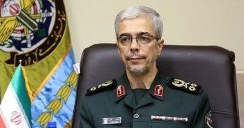 İran Genelkurmay Başkanı'ndan ABD'ye uyarı