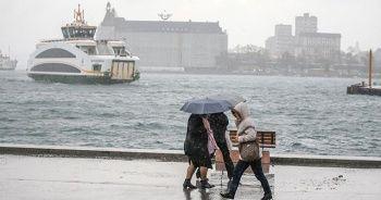 İstanbul'da haftaya fırtına bekleniyor
