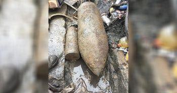 Kazıda bulduğu top mermisini hurda diye sattılar, parasıyla kebap yediler