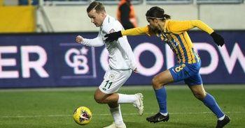 Konyaspor son anlarda bulduğu golle kazandı