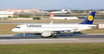 Lufthansa İran ve Irak'a uçuşları askıya aldı