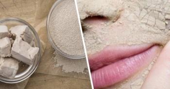 Maya maskesi yapımı yaş maya maskesi cilde faydaları