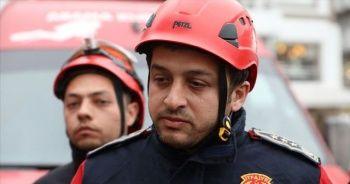 Ordulu itfaiyeci Elazığ depreminde minik Yüsra'yı kurtardıkları anı anlattı