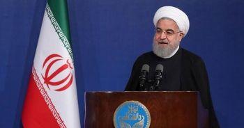 Ruhani: ABD'nin bölgedeki ayağını keseceğiz