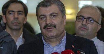 Sağlık Bakanı Fahrettin Koca'dan koronavirüs açıklaması