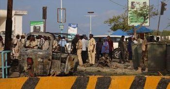 Somali'de meclis binası yakınında bombalı saldırı