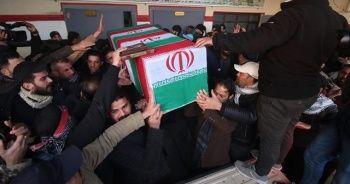 Süleymani ve el-Mühendis'in cenaze törenine binlerce kişi katıldı